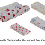 04 Printed Double Cloth Muslin Towel