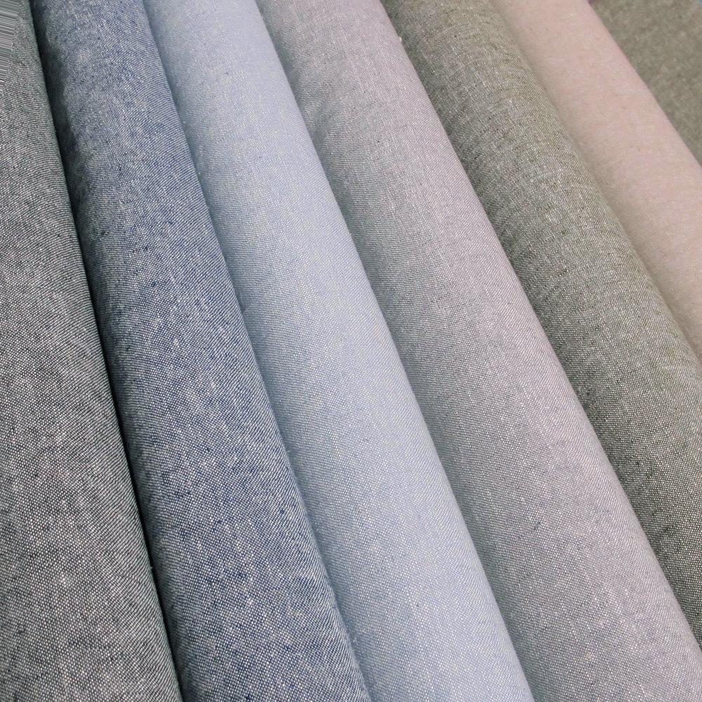 Cotton Linen Blend Fabrics Sri Kalyan Export Private Limited