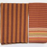 Striped Cotton Yarned Towels