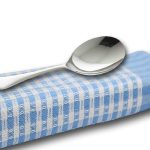 Waffle Towel - 50 x 50 cm