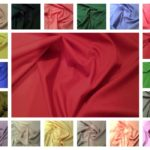Cotton Poplin plain Fabrics - Solid Colors