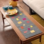 Ribbed Table Runner