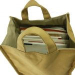12 oz Canvas Shopper Tote Bag