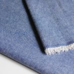 Blue Color Chambray