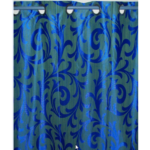 Printed Design Curtains for Door