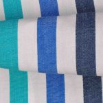 Casement fabric Multi colour Stripe