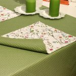 Cotton Double Layer Placemat