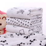 Cotton Muslin Blankets Single Printed