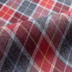 Flannel Check Design Fab