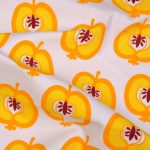Fruit Design Printed Fab