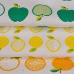 Fruit Designed Cotton Fabric