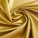 Italian Cotton Made Satin fabrics