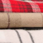 Organic Flannel Cotton Fab