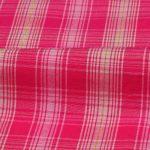 Organic Lurex Cotton Fabric