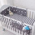 Rich Stylish Cot Bumbpers for babies