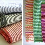 Seersucker referes to its unique Slack -tension weave effects
