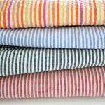 Seersucker weave Shirting Fabrics