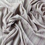 Stripe-Cotton-Modal-blend-fabric for Garments