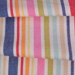 Striped Casement Fabric