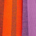 Striped Cotton Casement Fab
