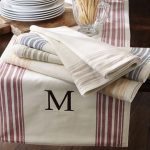 Striped Design Table Runners
