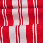 Striped organic Casement