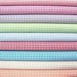 Yarn Dyed Fabrics Cotton Yarn Made