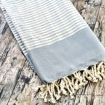 Yarn Dyed Fouta Towels