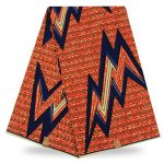 African Designs Printed- Wax Coated Fabrics