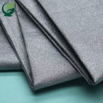 Heat Resistant purpose Silver Coated Cotton Fabrics