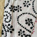 Wax Printed Batik Design