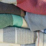 Cotton Linen Throws