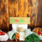 Eco friendly-Drawstring Bag