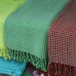 Fair Trade Waffle Blankets