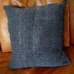Oragnic Throw Cushion