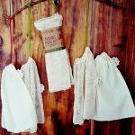 Organic Drawstring Bags(mesh & muslin)