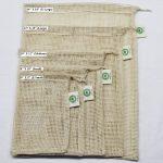Organic Mesh Cotoon Bag