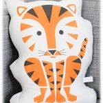 Shaped Cushion Lion