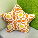 Shaped Cushion Star