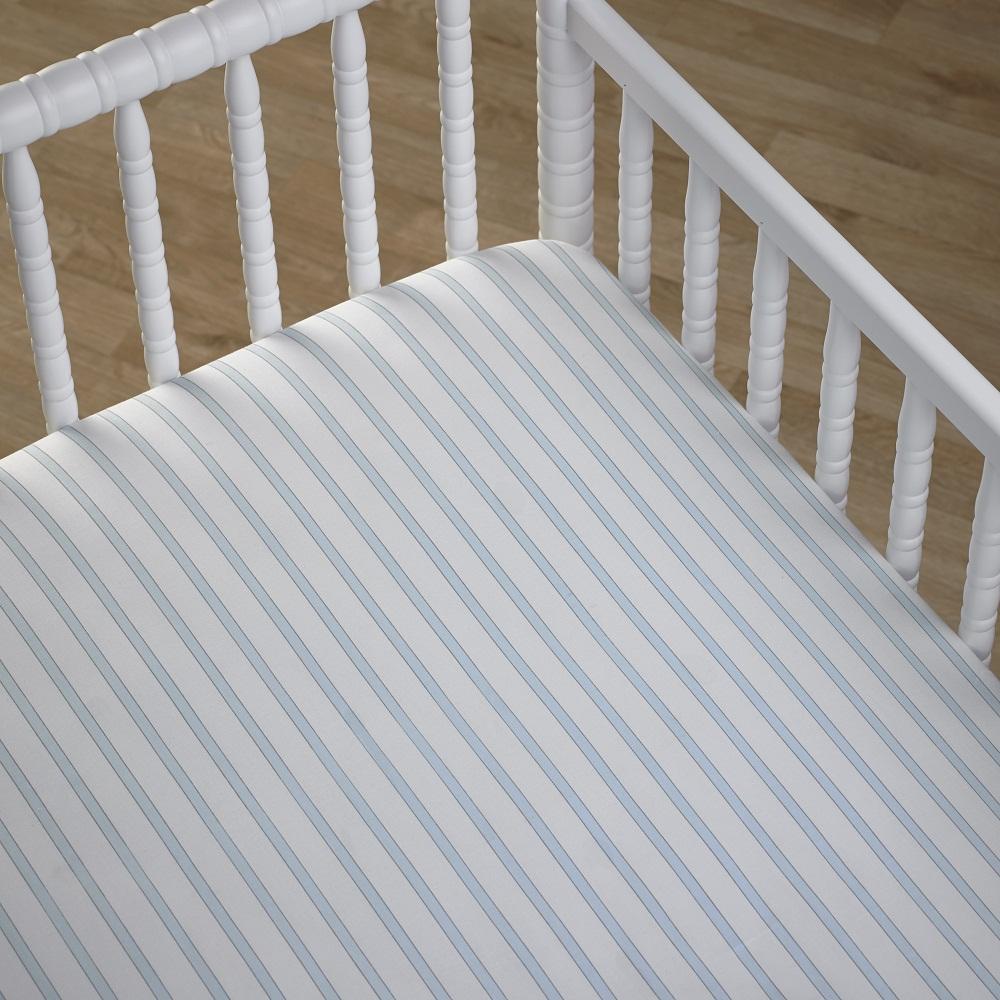 Baby Fitted Sheet Crib Sheet Sri Kalyan Export Private