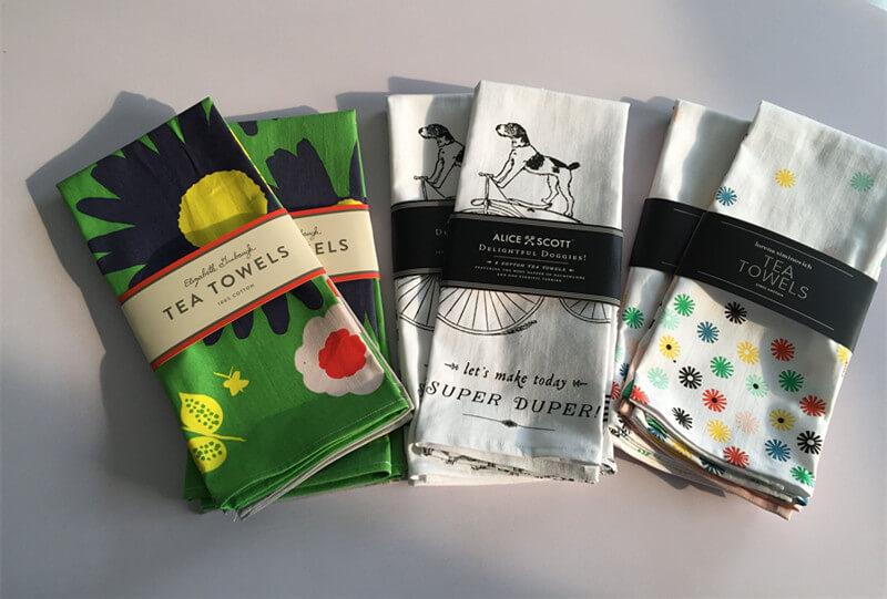 100 Cotton Kitchen Towel And Tea Towels Sri Kalyan Export